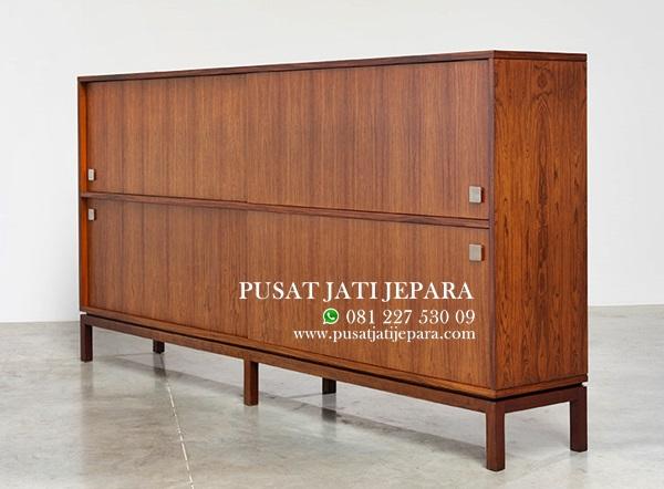 Pesan Bufet Retro Alfred Jati Vintage