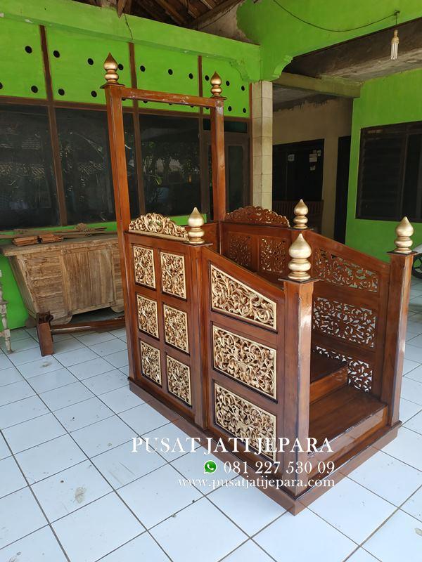 Mimbar Masjid Khutbah